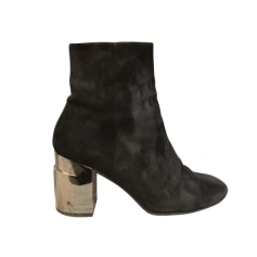 High Heel Ankle Boots Robert Clergerie