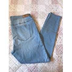 Jeans slim Carmakoma Denim  pas cher