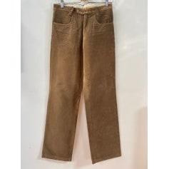 Pantalon droit Pierre Talamon  pas cher