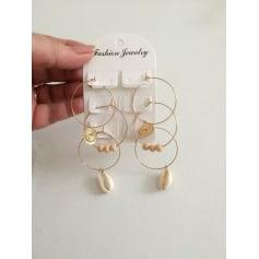 Boucles d'oreille Fashion Jewelry  pas cher