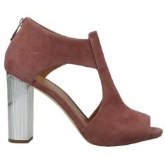 Cowboy Ankle Boots Michael Kors