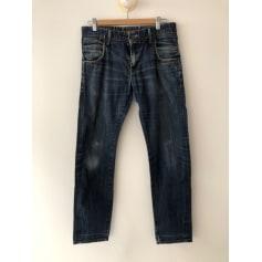 Jeans évasé, boot-cut Jules  pas cher