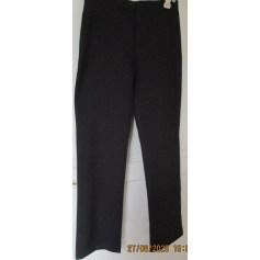 Pantalon droit Lazare  pas cher