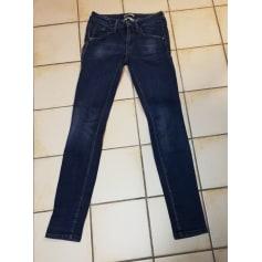 Jeans slim Fornarina  pas cher