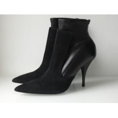 High Heel Ankle Boots Givenchy