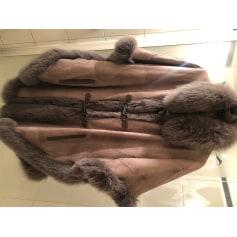 Manteau en fourrure Intuition  pas cher
