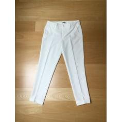 Pantalon droit Lui Jo  pas cher