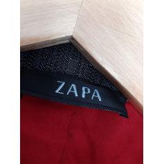 Veste en jean Zapa  pas cher