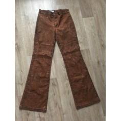 Pantalon évasé Vertigo  pas cher