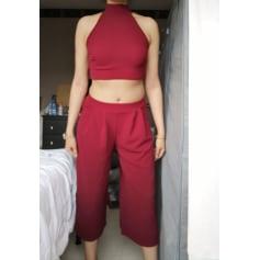 Tailleur pantalon Boohoo  pas cher