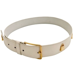 Ceinture large Karl Lagerfeld  pas cher