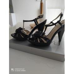 Sandales à talons Sinela Mine de Rien  pas cher
