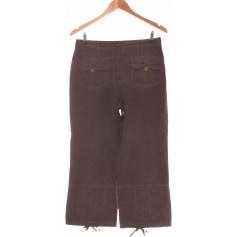 Pantalon droit Julie Guerlande  pas cher