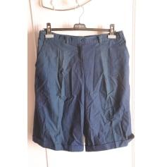 Short Bleu de Sym  pas cher