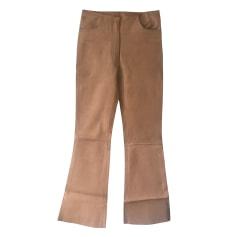Pantalon slim, cigarette Jitrois  pas cher
