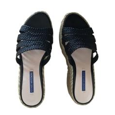 Sandales compensées Stuart Weitzman  pas cher