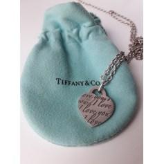 Ciondolo, collana con ciondoli Tiffany & Co.