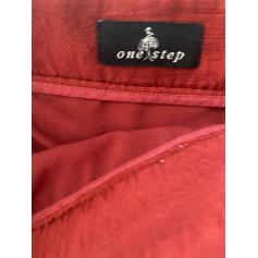 Jupe courte One Step  pas cher