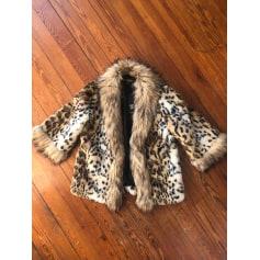 Manteau en fourrure Camomilla  pas cher