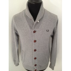 Strickjacke, Cardigan Fred Perry