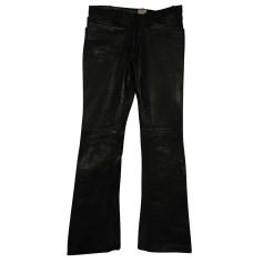 Pantalon évasé Calvin Klein  pas cher