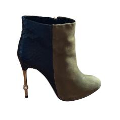 Bottines & low boots à talons Alexandre Birman  pas cher