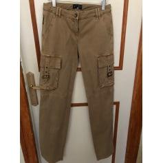 Pantalon droit Armani  pas cher