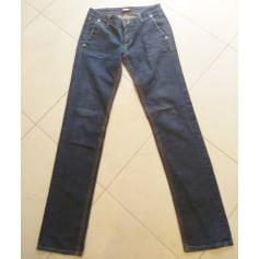 Jeans droit Liu Jeans By Liu Jo  pas cher