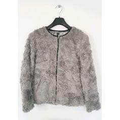 Blouson, veste en fourrure H&M  pas cher