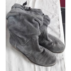 Bottes plates Bee Fly  pas cher