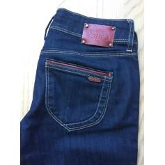 Straight Leg Jeans Temps des Cerises