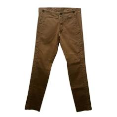 Straight Leg Pants Ly Adams
