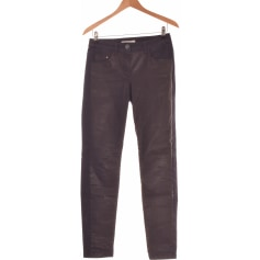 Pantalon slim, cigarette PennyBlack  pas cher