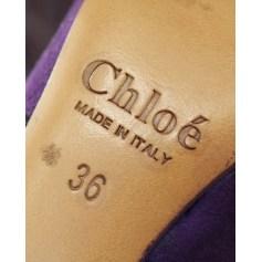 Flache Stiefel Chloé