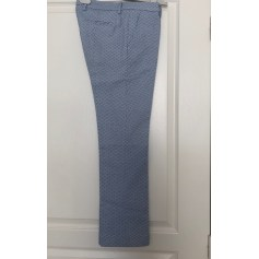 Pantalon slim, cigarette True Royal  pas cher
