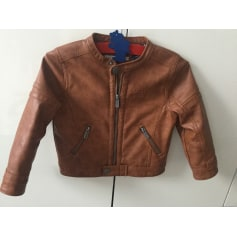 Leather Jacket Pepe Jeans