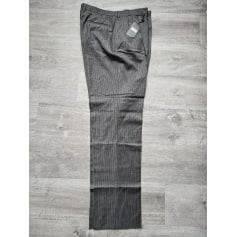 Pantalon de costume Ermenegildo Zegna  pas cher