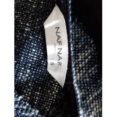 Robe mi-longue Naf Naf  pas cher