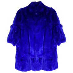 Manteau en fourrure Blugirl  pas cher