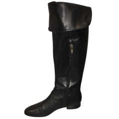 Bottes cuissards Guess  pas cher