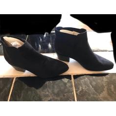 Bottines & low boots à talons Moa  pas cher