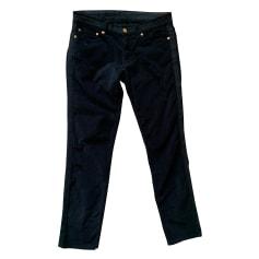 Jeans droit Madame A Paris  pas cher