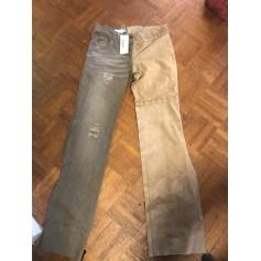 Pantalon large Dolce & Gabbana  pas cher
