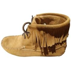 Bottines & low boots plates Fairmount  pas cher