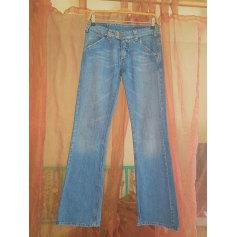 Jeans évasé, boot-cut Met  pas cher