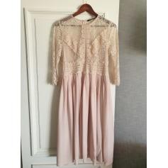 Robe longue Zara  pas cher