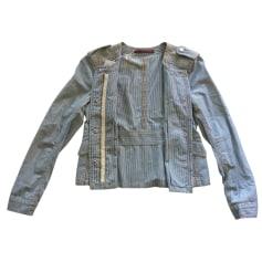 Blouson en jean Comptoir Des Cotonniers  pas cher