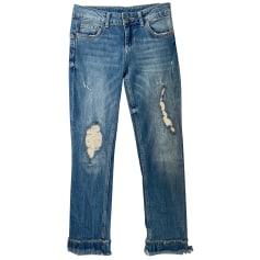 Jeans évasé, boot-cut Liu Jo  pas cher