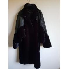 Manteau en fourrure Tyber  pas cher