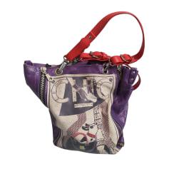 Lederhandtasche Barbara Rihl
